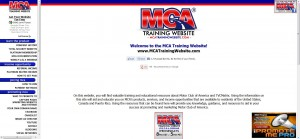 MCA Training